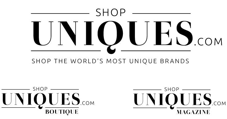 shopUNIQUES.com branding