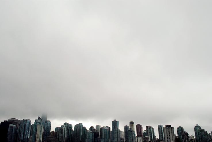 Skyline Vancouver, BC | Alicia Carvalho