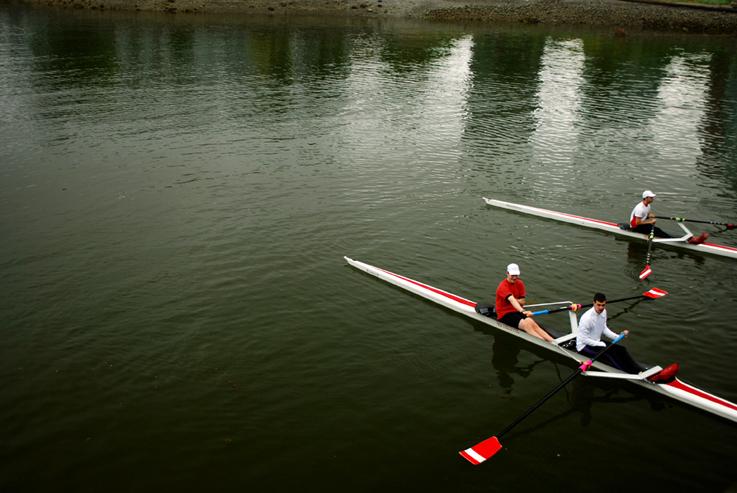 Rowing Vancouver, BC | Alicia Carvalho