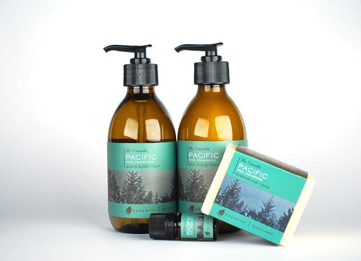 My Canada Pacific Product Photography