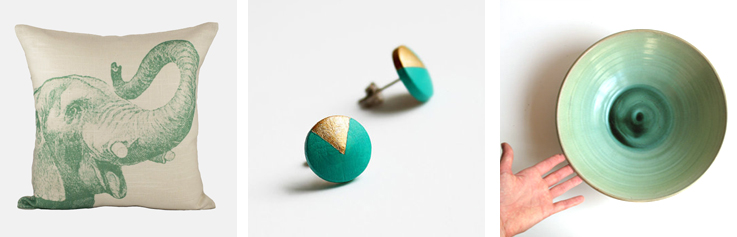 Emerald Etsy Picks