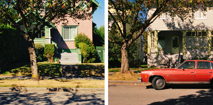 Houses of East Vancouver | Alicia Carvalho