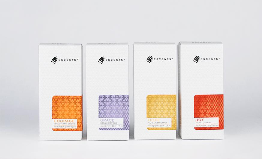 "Eau De Parfum for ""Fight Against Human Trafficking"" Campaign, Escents Aromatherapy | www.alicia-carvalho.com"