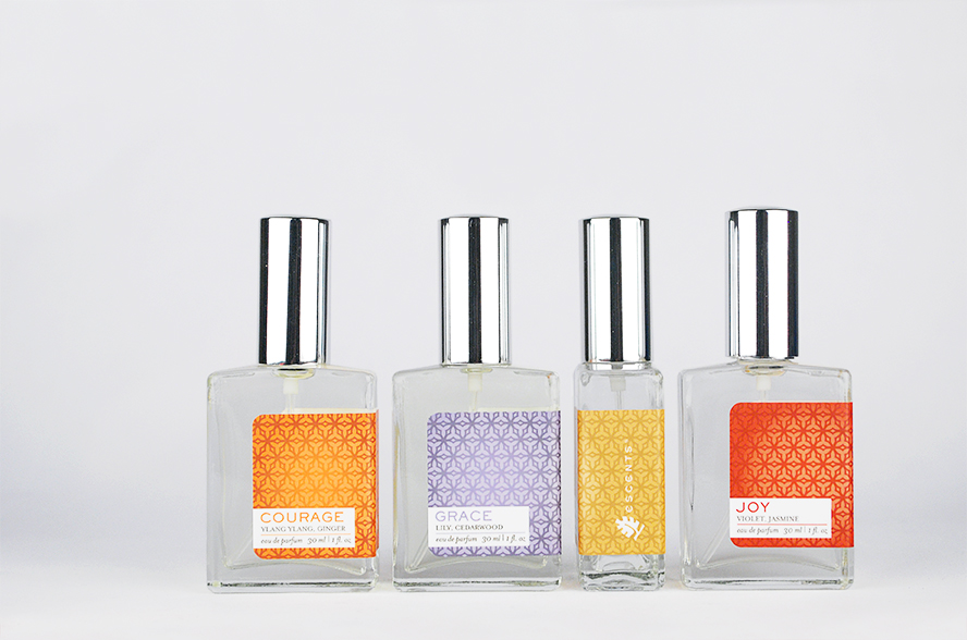 Eau De Parfum for Escents Aromatherapy in Collaboration with The Trusth Isn't Sexy (The Salvation Army) | www.alicia-carvalho.com