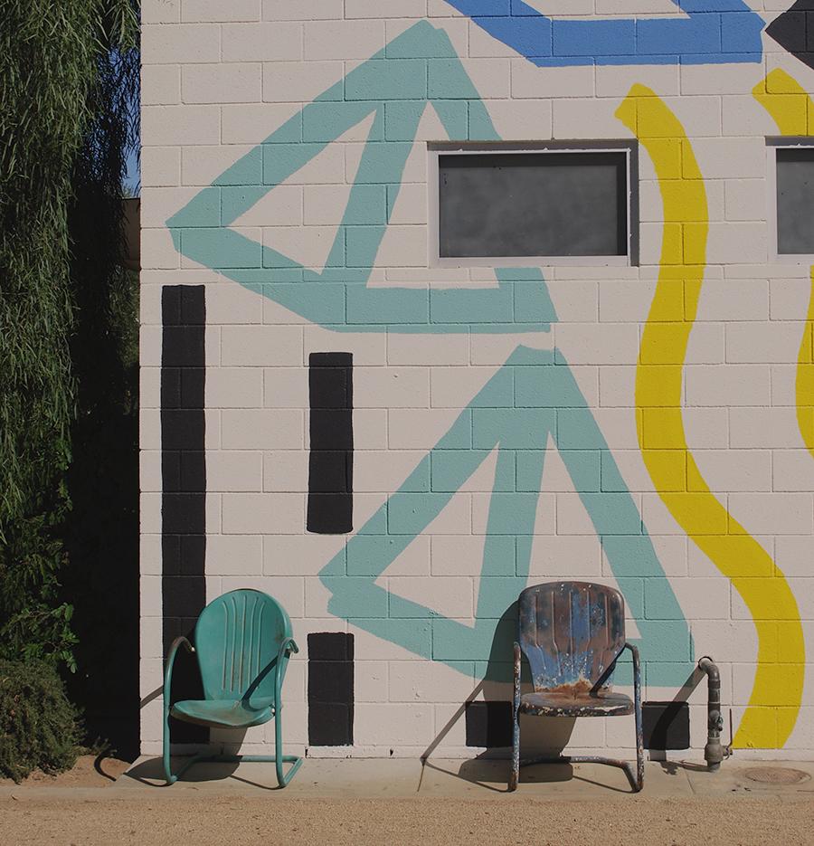 Ace Hotel Mural, Palm Springs. Designervaca | www.alicia-carvalho.com