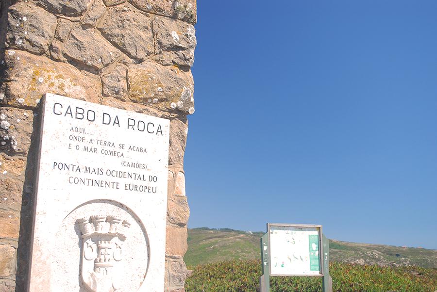 Cabo da Roca, Portugal | www.alicia-carvalho.com