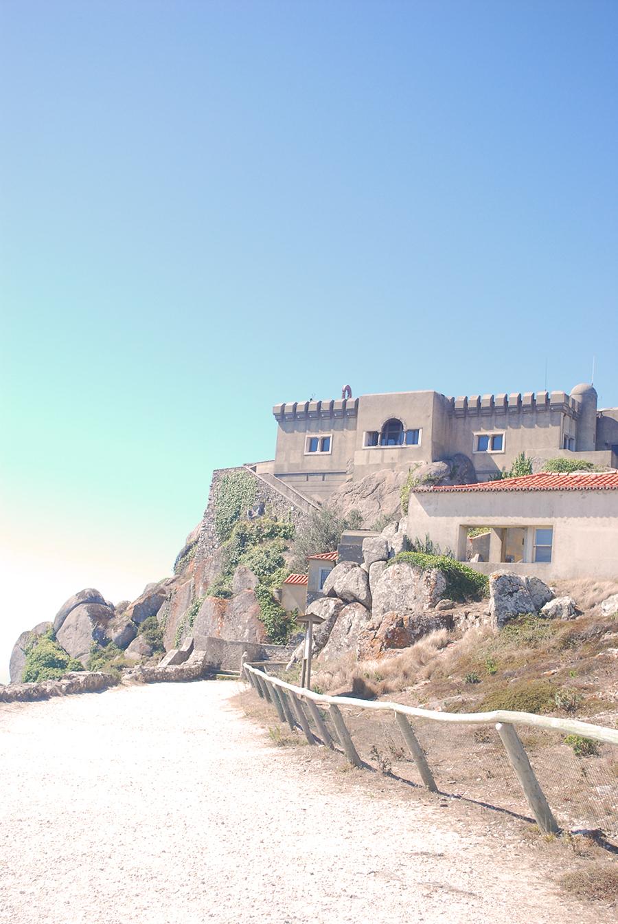 Santuário da Peninha, Cabo da Roca, Portugal | www.alicia-carvalho.com