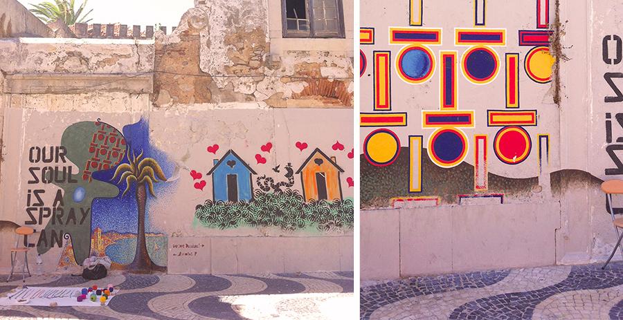 Street Art. Cascais, Portugal | www.alicia-carvalho.com