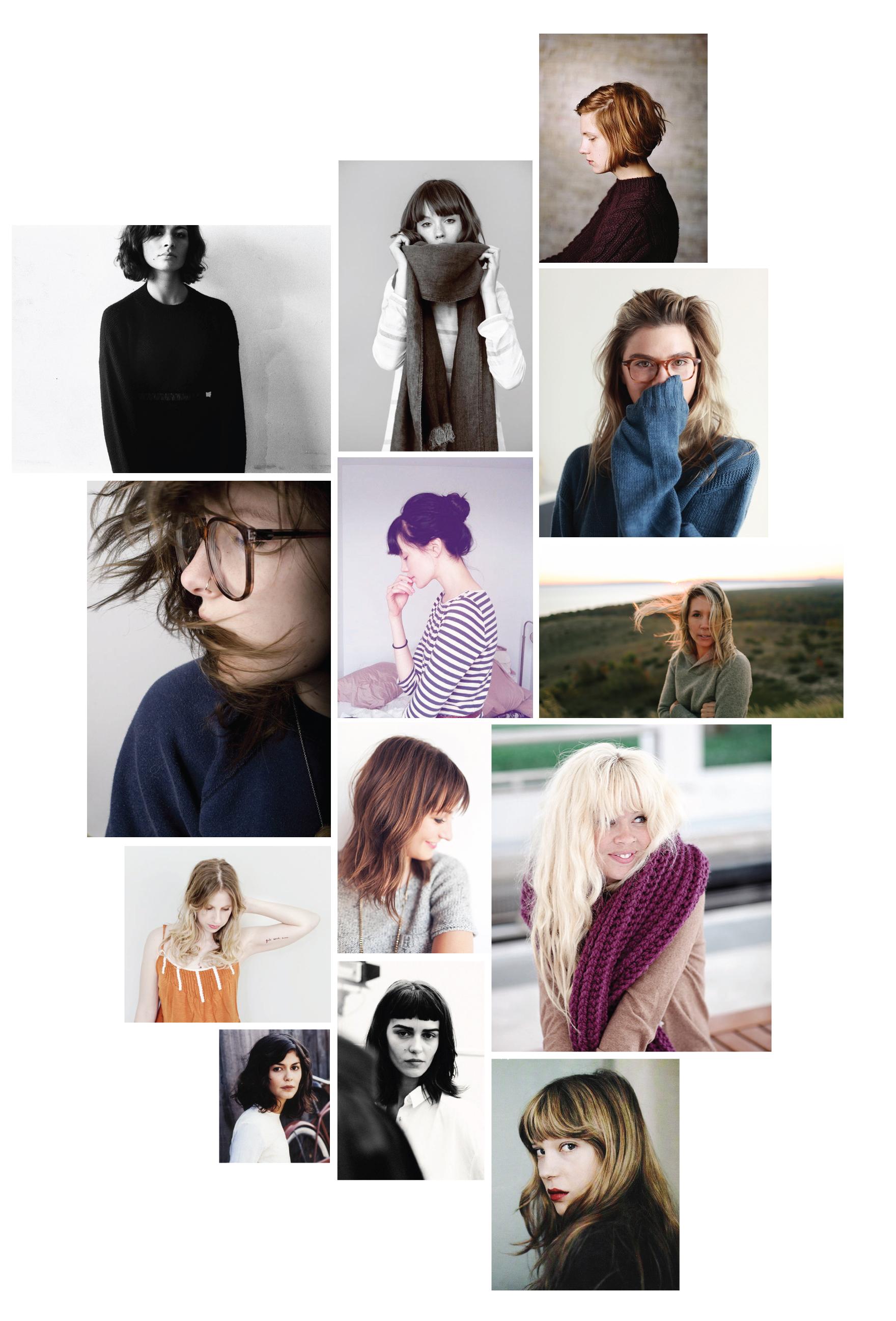 Portrait Inspiration | www.alicia-carvalho.com/blog