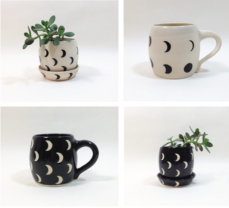 Small Spells pottery inspiration | www.alicia-carvalho.com/blog
