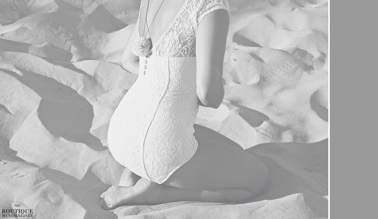 boutique minimaliste lookbook photoshoot