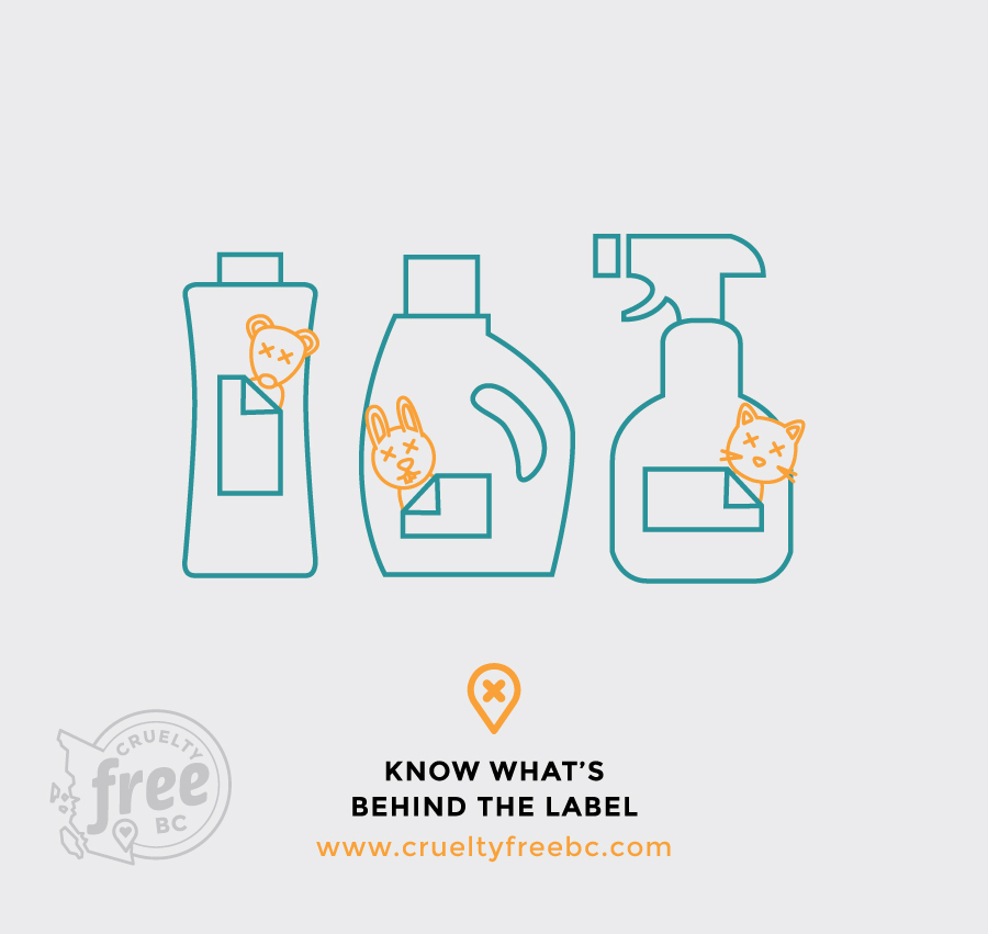 Cruelty Free BC Campaign Branding | www.alicia-carvalho.com