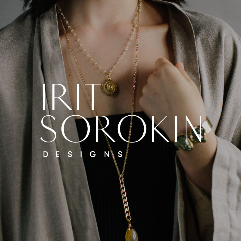 Irit Sorokin Logo and Branding Design
