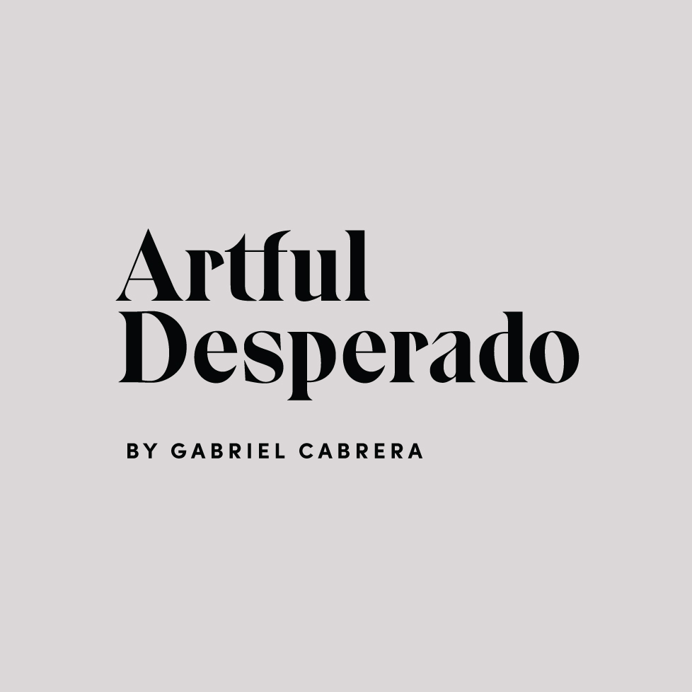 The Artful Desperado Blog re-brand | www.alicia-carvalho.com