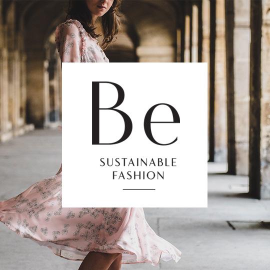 Branding Design for Vancouver Based BeEco Eco Fashion Brand