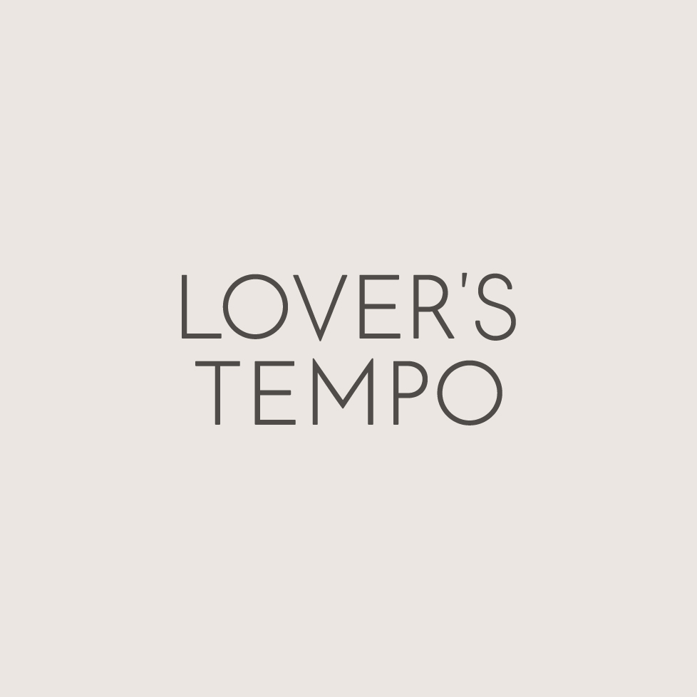 Re-brand logo wordmark for Lover's Tempo Vancouver based jewellery brand | www.alicia-carvalho.com