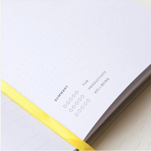The Focus Journal for a productive and organized new year | www.alicia-carvalho.com