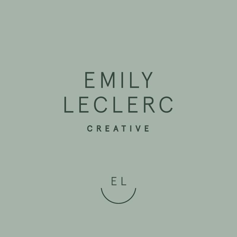 Emily Leclerc Graphic Design Montreal  | www.alicia-carvalho.com