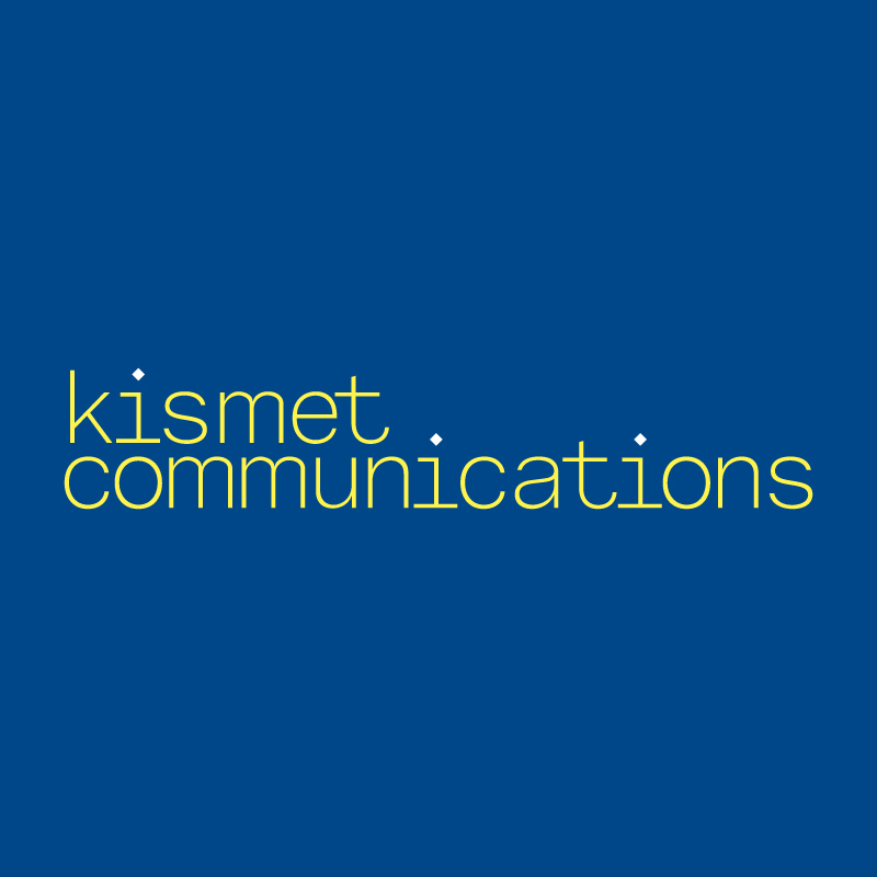 Kismet Communications Logo and Branding Design | www.alicia-carvalho.com