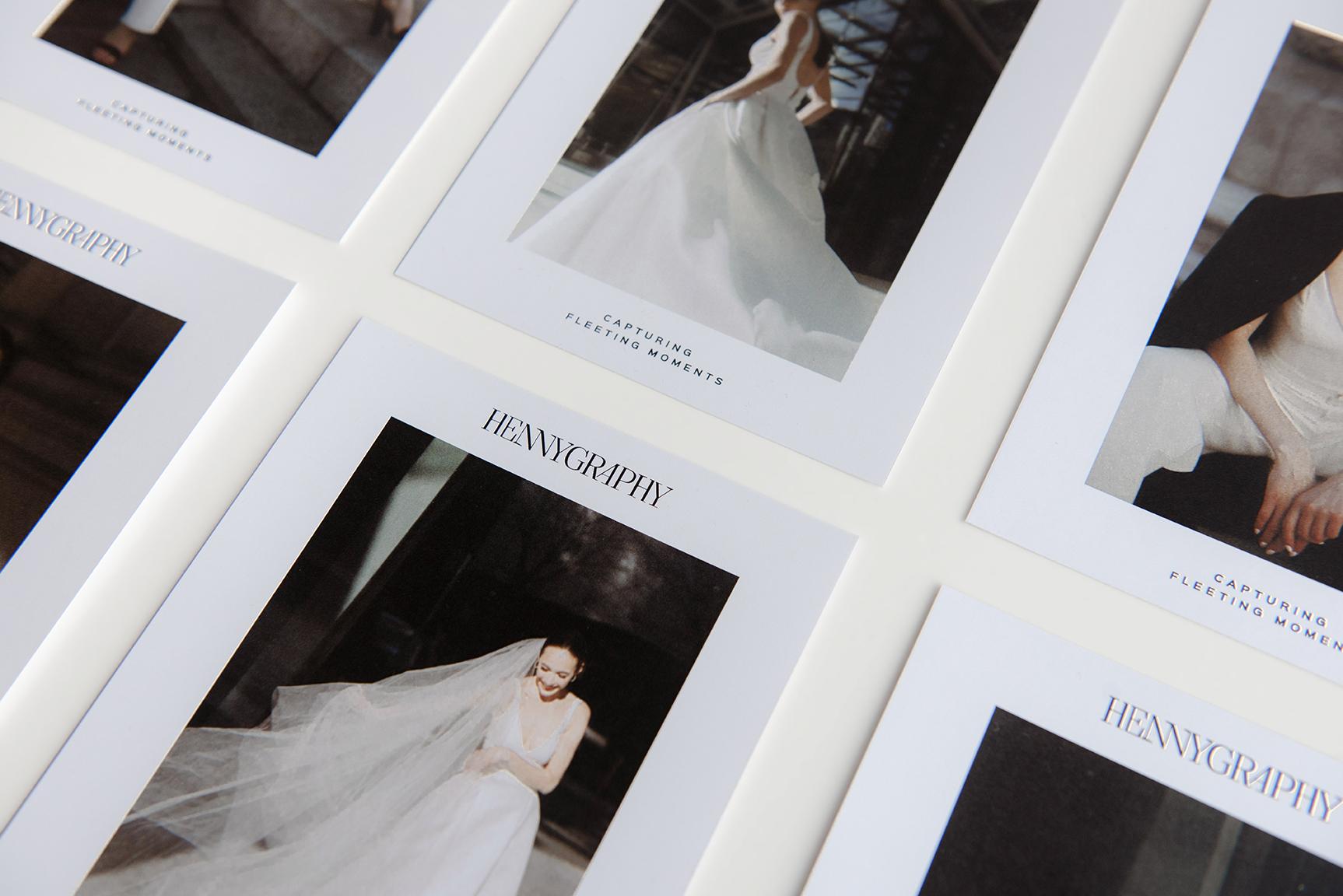 Hennygraphy branding and print design | www.alicia-carvalho.com