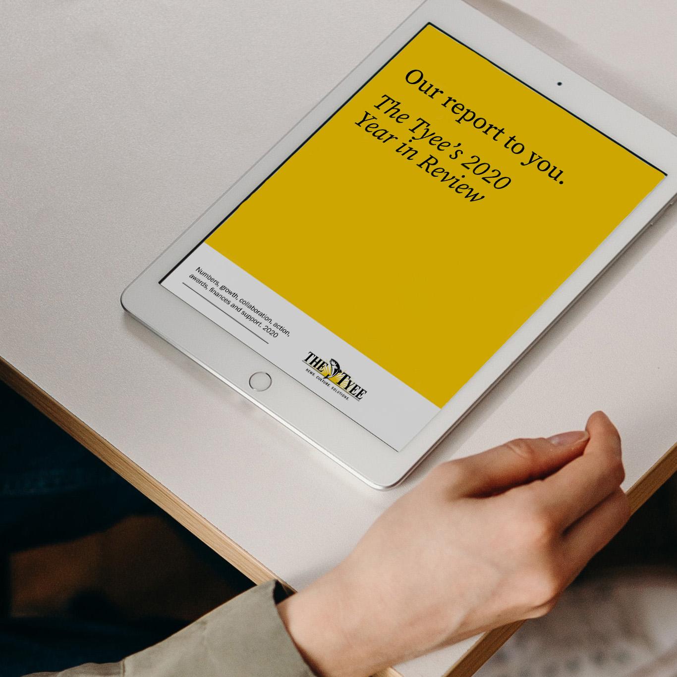 The Tyee digital Impact Report | www.alicia-carvalho.com